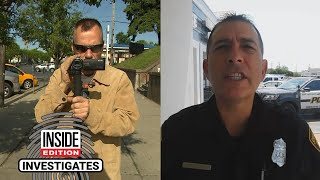 Why This Man Says He Taunts Police Officers