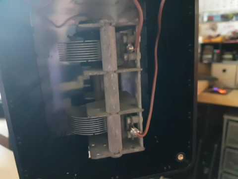 RG213 Coax Magnetic Loop