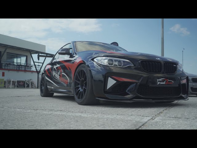 Our M2 and fK8 Type r Get Their Handling Up Grades and final Set Up!