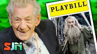 Ian McKellen to Play Gandalf Again, But Not How You Expect