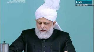 (English) Patience and steadfastness in everyday life - 19.11.2010 - Islam Ahmadiyya