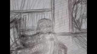 Нереализованная часть серии иллюстраций к Мастеру и Маргарите