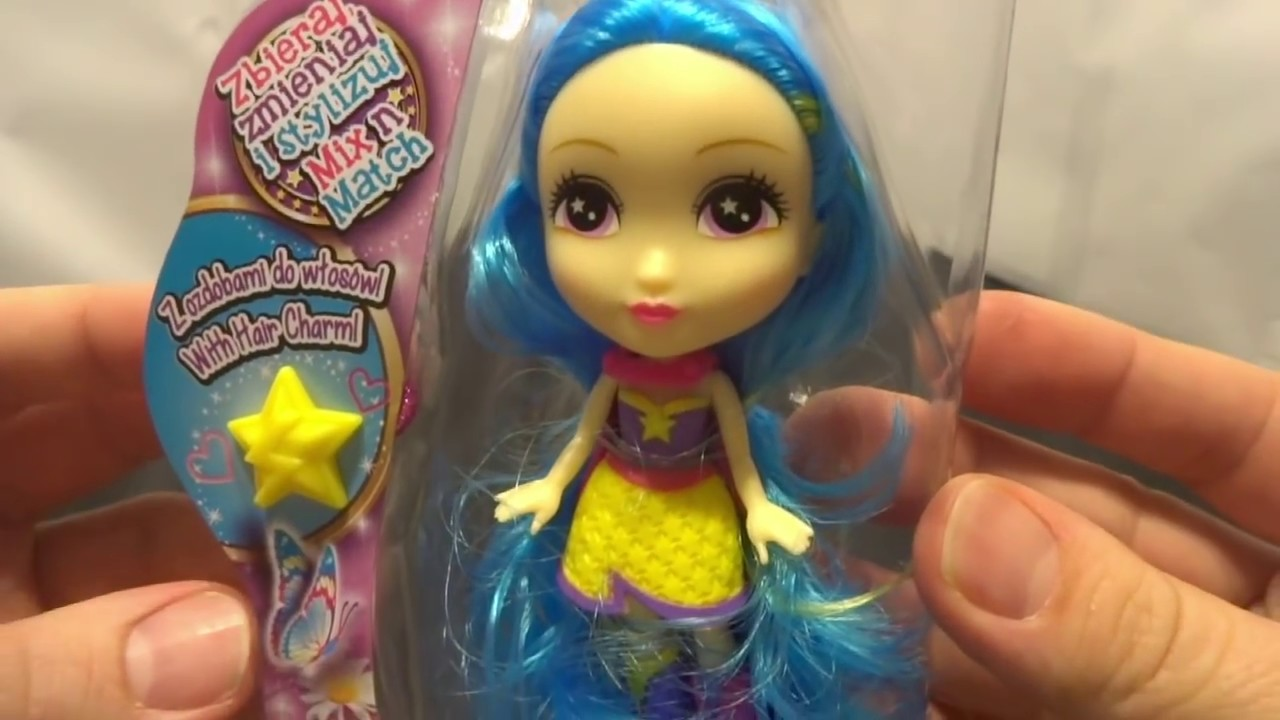 Baby Doll Little Sparkles Surprise Kinder Toys #107