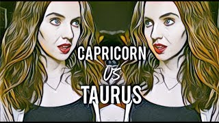 Gambar cover CAPRICORN VS TAURUS | Love & Anger Compatibility | Hannah's Elsewhere