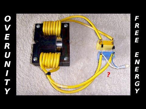 Overunity Free Energy Generator EXPOSED