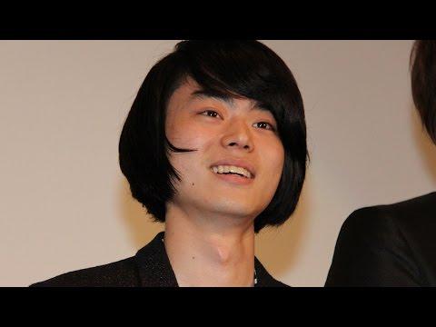 菅田将暉、主演なのに話できず…共演者の割り込みがひどすぎる 映画「明烏 あけがらす」初日舞台あいさつ1 #Masaki Suda #Akegarasu
