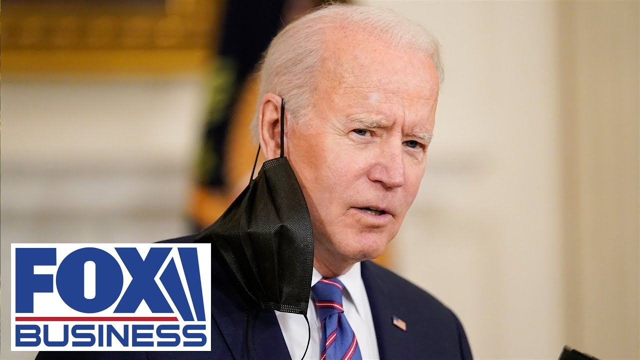 FOX Business panel slam Biden's 'awful' inflation numbers