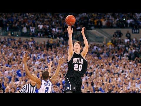 Gordon Hayward's Shot Vs. Duke | 2010 National Championship