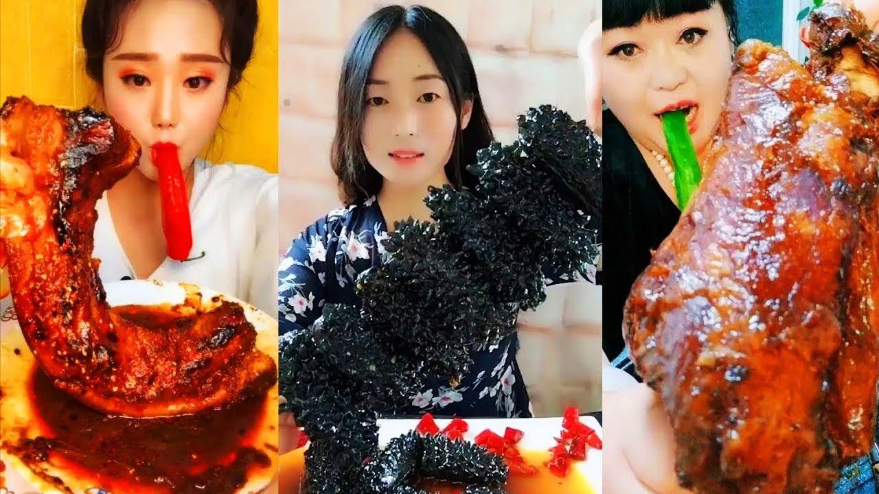 ASMR EATING SHOW / ASIAN FOOD #62