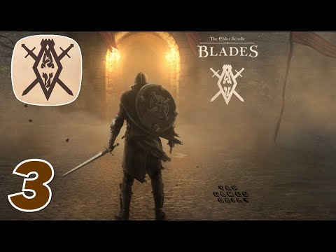 🥇 The Elder Scrolls: Blades Gameplay Walkthrough Part 3 - iOS