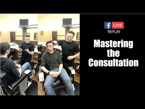 Mastering The Consultation With Hair Clients - Facebook Live Replay