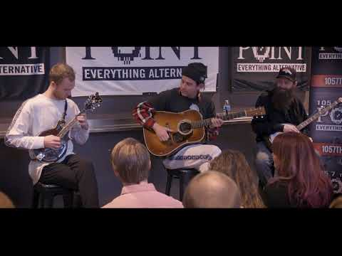 Judah & The Lion - Take It All Back [unplugged] Point Lounge