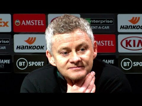 Man Utd 4-0 AZ Alkmaar - Ole Gunnar Solskjaer FULL Post Match Press Conference - Europa League