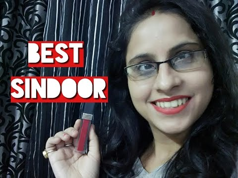 Best Sindoor || Coloressence sindoor review || must have for karwa chauth
