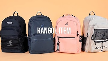 [KANGOL ITEM] 20SS 캉골 BACKPACK COLLECTION