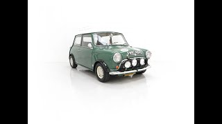 An Outstanding Morris Mini Cooper S Recreation with Massive Documented Spend - £16,695