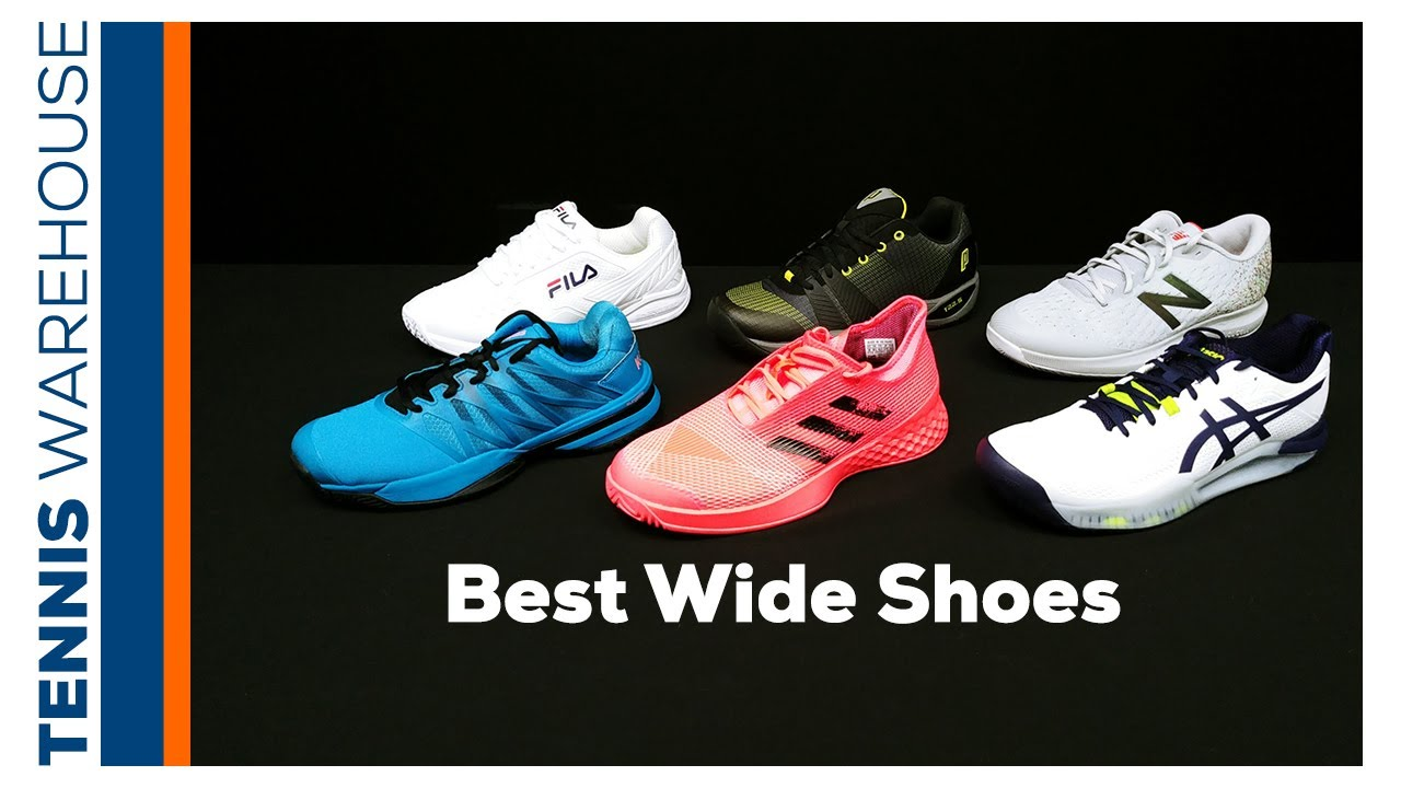 Best Wide Tennis Shoes of 2020