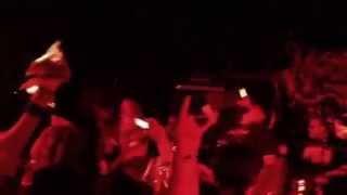 Morbosidad - Chaos in Tejas - Red 7 - Austin, Texas - 2 Jun