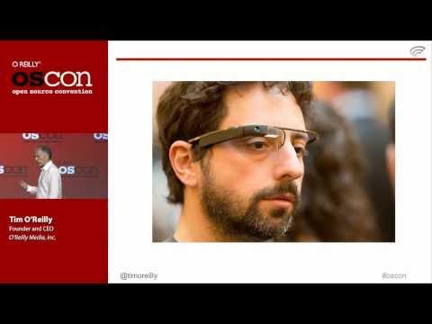 """OSCON 2013: """"Create More Value Than You Capture"""" - Tim O'Reilly"""