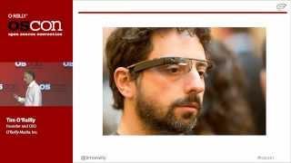 OSCON 2013: ''خلق المزيد من القيمة من التقاط'' - تيم أورايلي