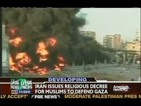 Israel attack Hamas rocket cache