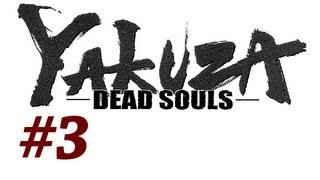 Yakuza Dead Souls Walkthrough with Commentary Part 3 - To the DVD Store (Playthrough/Gameplay)