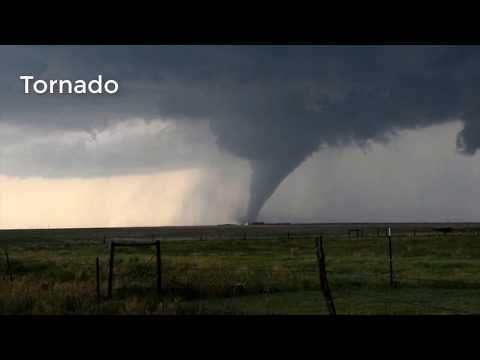 Meteorological Hazards HD 1080p Video