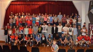 Red Stars Basketball Club Annual Trophy Presentation 2015