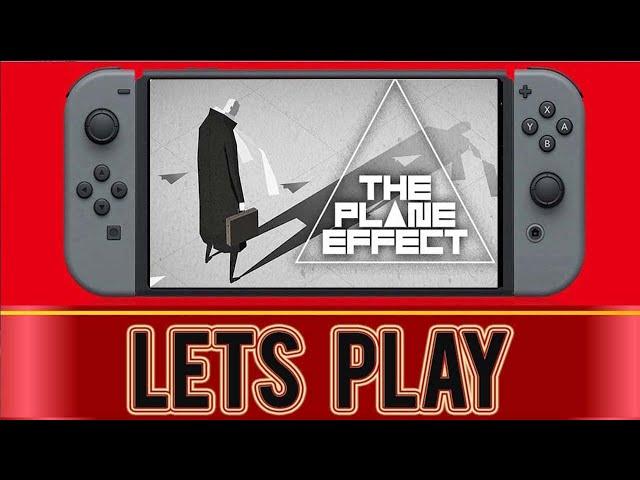 The Plane Effect Nintendo Switch