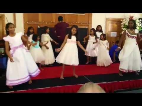 Vazhi thavari pona (Benny Joshua song) Musical play by OCBC kids and youth