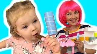 Ice cream song|Nursery Rhymes by Sasha Kids Channel.