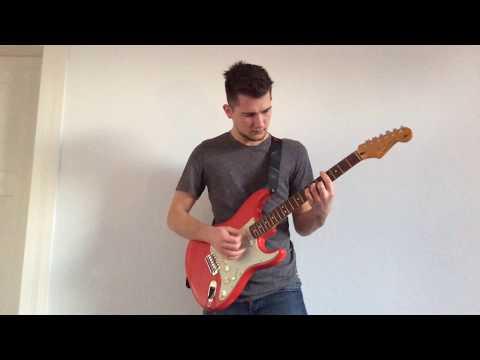 Biffy Clyro - Saturday Superhouse (Guitar Cover)