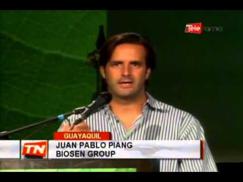 Ecuador es sede de los premios Latinoamérica Verde