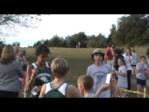 2013 Chariho Middle School Cross Country VS Jamestown