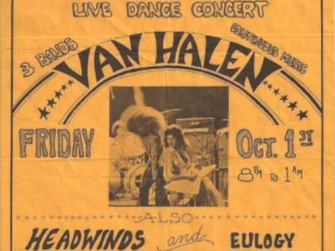Van Halen 1976 Demo