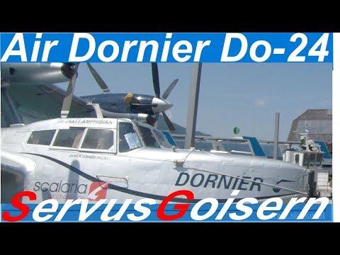 Dornier Do-24 Air Challenge Reparatur