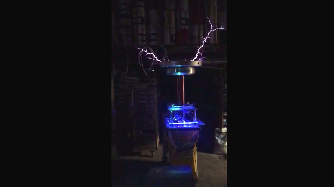Plasmasonic 10 tesla coil playing theme song for zelda chena hot plasmasonic 10 tesla coil playing theme song for zelda chena hot springs resort in high definition sciox Gallery