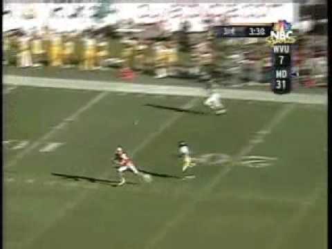 Danny Melendez long catch vs. WVU