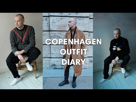 COPENHAGEN OUTFIT DIARY | WINTER FITS
