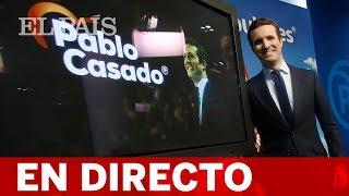 DIRECTO   CASADO presenta a los candidatos de la Sierra Norte de Madrid