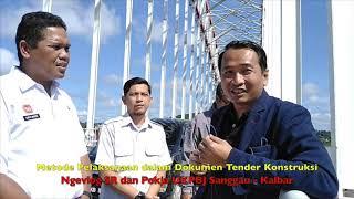 Ngevlog Bareng SR bersama Pokja UKPBJ Kabupaten Sanggau - Kalimantan Barat