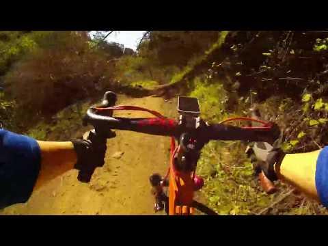 Joaquin Miller Park Cinderella Gravel Bike DH