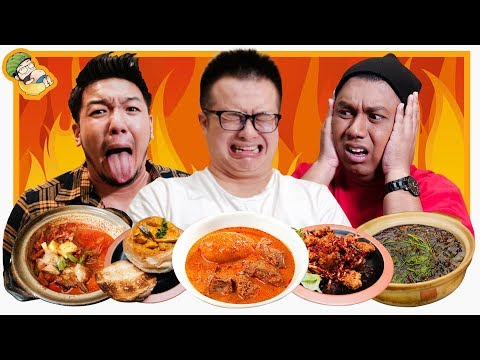 Food King Singapore: The Spiciest Food in  ?!