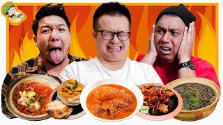 Food King Singapore: The Spiciest Food in 🇸🇬 ?!