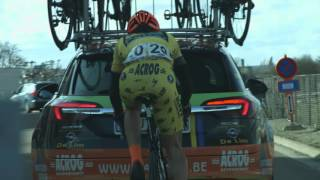 Ster van Zuid Limburg | Stage 2 Highlights  | HMT with JLT Condor Cycling Team