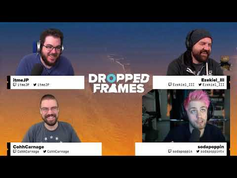Dropped Frames - Week 126 - Sodapoppin & BlizzCon (Part 1)