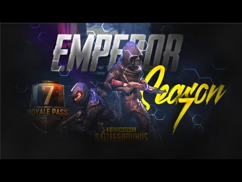 🔴PUBG MOBILE LIVE - Season End Chill Stream - H¥DRA | EMPEROR . 👣💣🔫