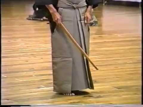 Musashi's Niten Ichi-ryu - Single Sword - Itto Seiho