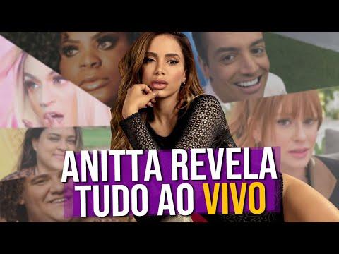 Anitta Revela Tudo ao Vivo
