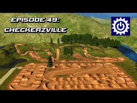 MX Simulator - Track Walk Ep. 49 - Checkerzville MX Park